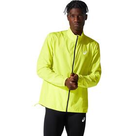asics Core Jacket Men, amarillo
